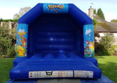 Pokemon Bouncy Castle
