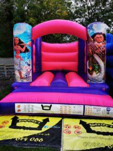 Moana Indoor Bouncy Castle