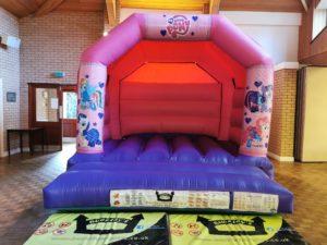 My Little Pony Bouncy Castle