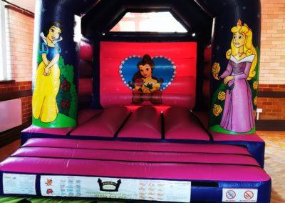 Princesses Bouncy Castle