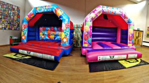Party Time Bouncy Castles