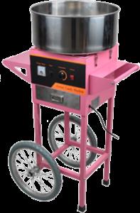 Candyfloss-machine