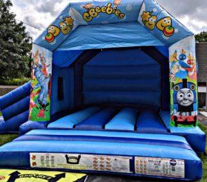 Cbeebies Bouncy Castle