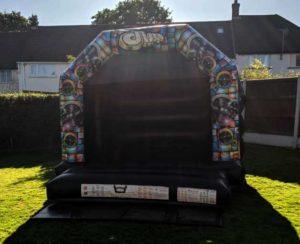 Disco Bouncy castle