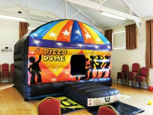 Large Disco Dome