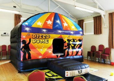 Large Disco Dome