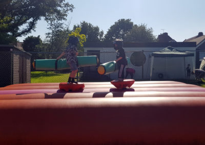 Gladiators Inflatable