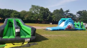 Bungee Run and Obstacle course