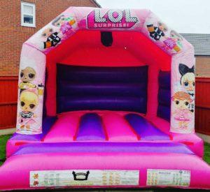 LOL Bouncy Castle