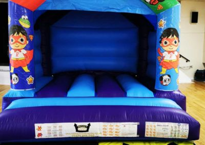 Ryan's World Bouncy Castle