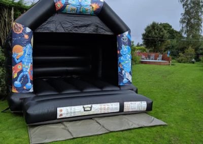 Space Bouncy Castle