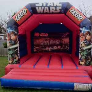 Lego Star Wars Bouncy Castle